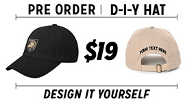 Pre-Order Your Design-It-Yourself Hat Now!