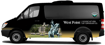 West Point AOG Van