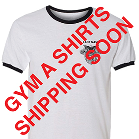Gift Shop Gym A Shirt
