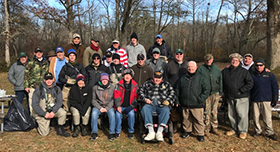 West Point Fly Fishing Club and Project Healing Waters