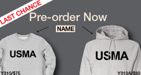 Pre-order your customized throwback pullover