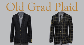 Old Grad Plaid