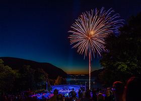 West Point Celebrates Independence Day
