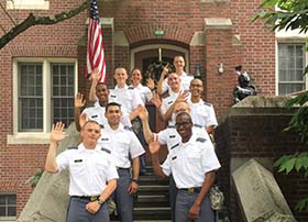 West Point Cadets 2021