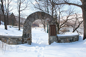 West Point Flirty Gate