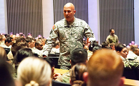 Mission Command Conference at West Point