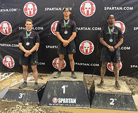 Obstacle Course Racing Team Sweeps Tri-State Spartan Beast