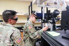 Photonics Brings to Light Use of Lasers on Battlefield