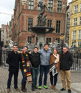 Kosciuszko Polish Club in Poland