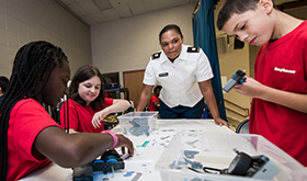 West Point STEM program