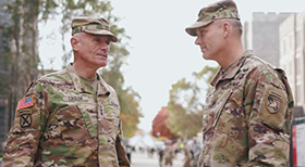 West Point Superintendent and Commandant