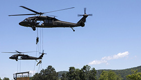 West Point Air Assault Training