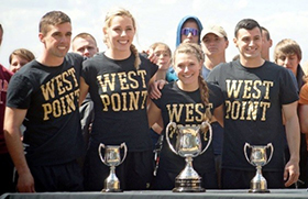 West Point Battlefrog Team