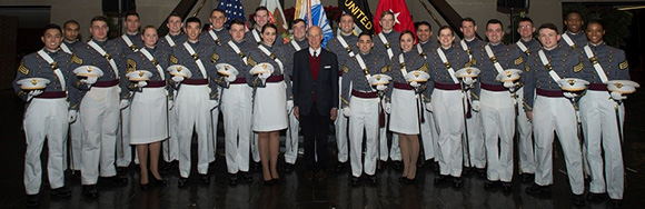 West Point December Graduation 2016