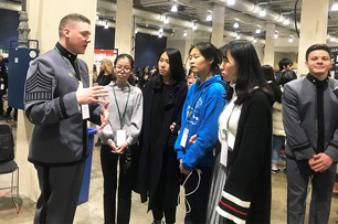 West Point Cadets iGEM competition