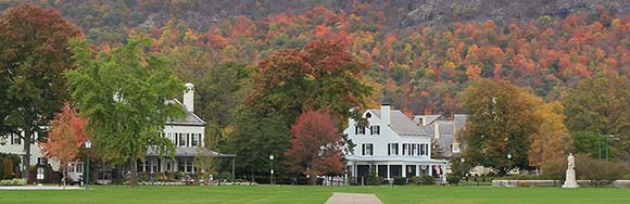 West Point in the Fall