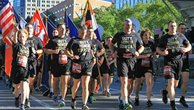 West Point Tunnel to Towers Run