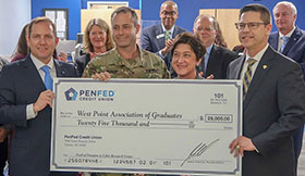PenFed supports Cyber Research Center at West Point