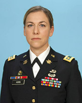Horn '01 Named as New DIR of the ME Bureau of Veterans Svc