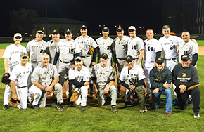 Baseball Holds Annual Alumni Event