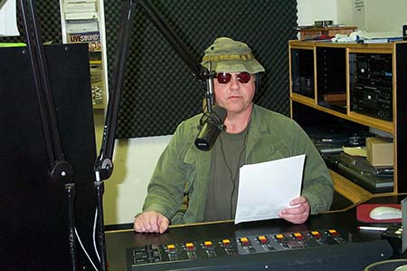 Denis Gulakowski 69-1st Veterans Day Show at WEBR Radio - Nov 2002
