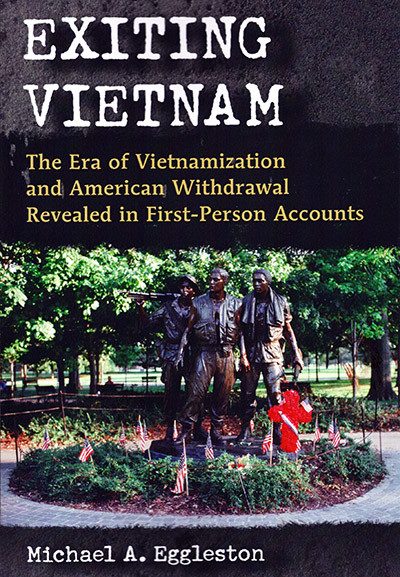 Exiting Vietnam book by Michael Eggleston 61