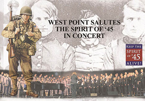 Glee Club and West Point Alumni Glee Club to Perform First Joint Concerts