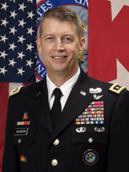 Hokanson '86 Promoted to Lieutenant General