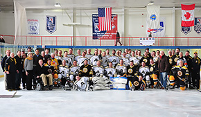 WP Alumni vs Bruins Alumni Charitable Hockey Game