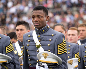 Idrache '16 From Port-au-Prince to West Point: Maryland Guard's First GraduateIdrache '16 From Port-au-Prince to West Point: Maryland Guard's First Graduate