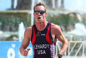 LeHardy '12 Men's Triathlete of 2015