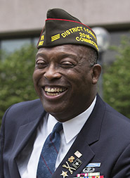 Elam '76 Inducted into CT Veterans Hall of Fame