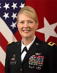 Macdonald '80 New President of Army Women's Foundation