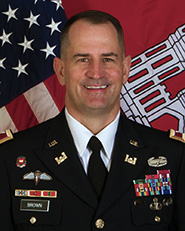 COL Kevin Brown '93
