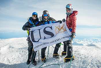Ping Medvigy '12 First Female Active Duty Soldier to Summit Everest