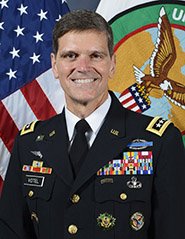 GEN Votel '80 in Charge of Centcom