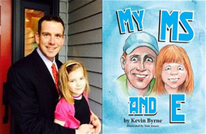 My MS and E Children's Book for a Cause by CPT(R) Byrne '93