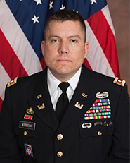 LTC Chris Korpela '96