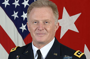 LTG Thomas '80 Leading Special Operations Command