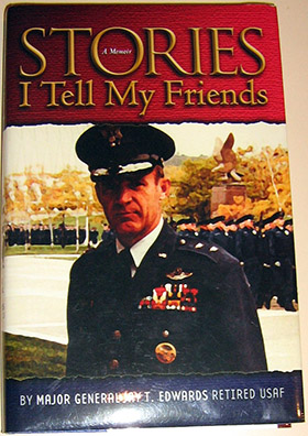 "MG(R) Edwards '54 Authors ""Stories I Tell my Friends"""