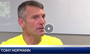 Hoffman '90 Running for Suicide Prevention