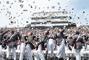 Join WPAOG for West Point Graduation June 13 via Livestream