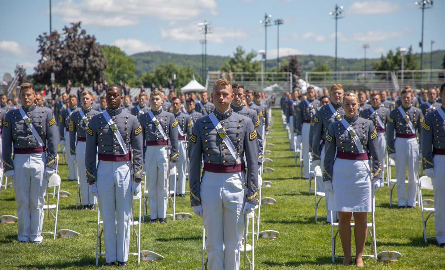 West Point 2020 Graduation
