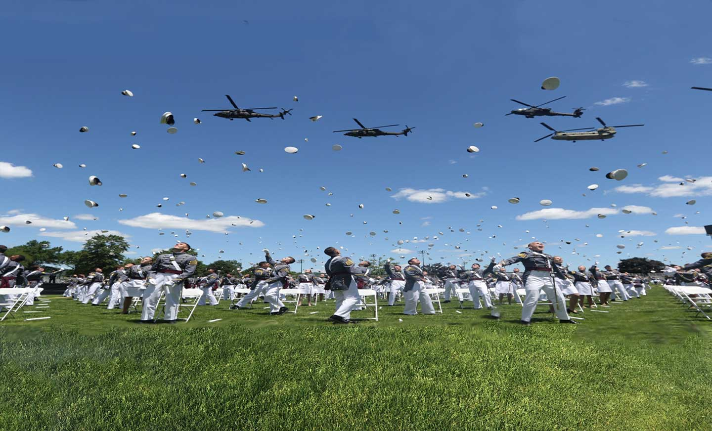 West Point Graduation 2020