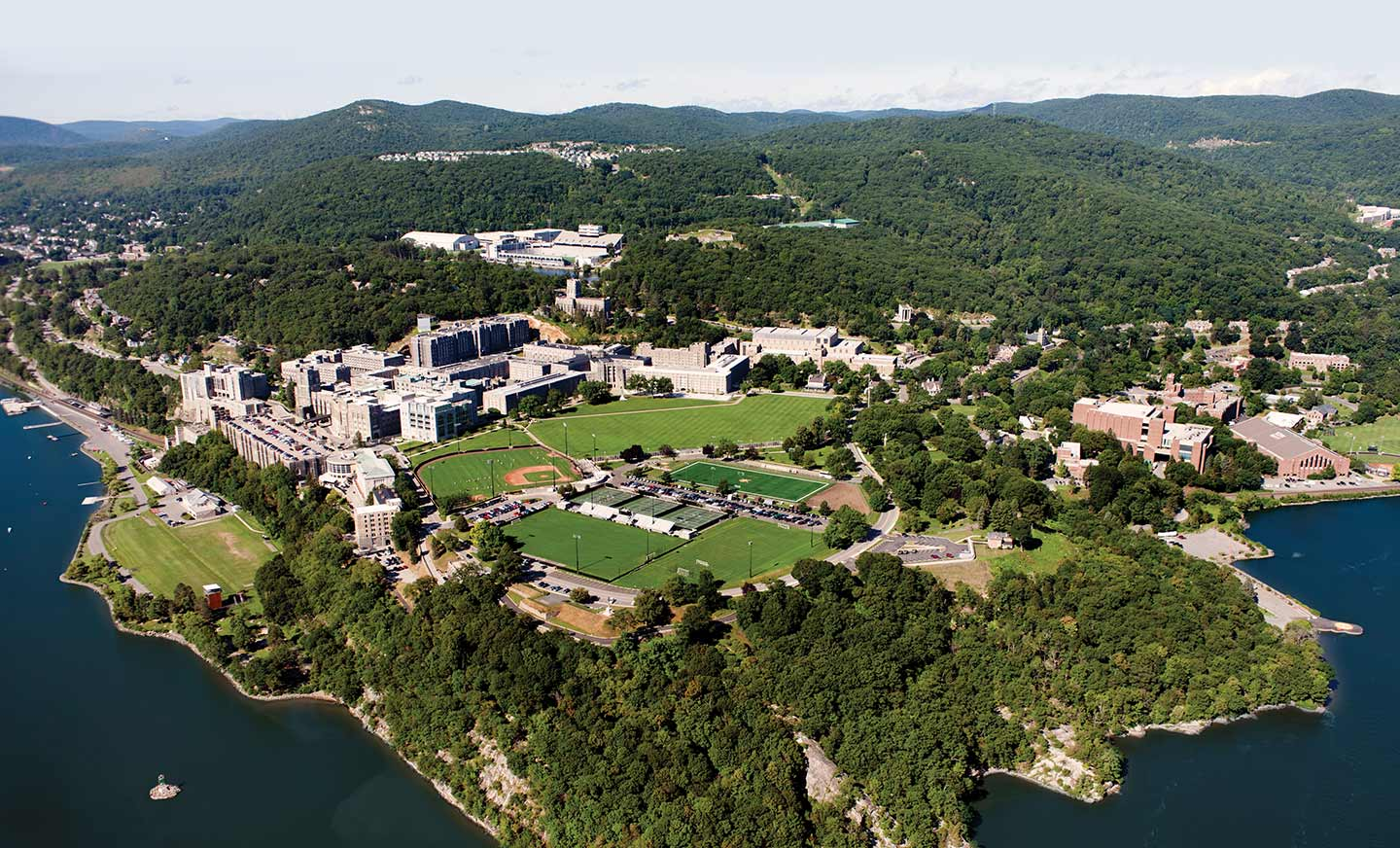 West Point Aerial