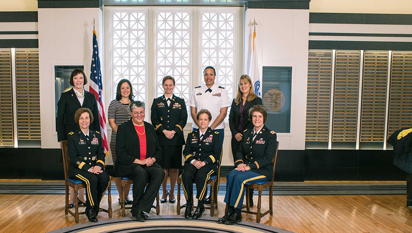 Commemorating 40 Years of West Point Women