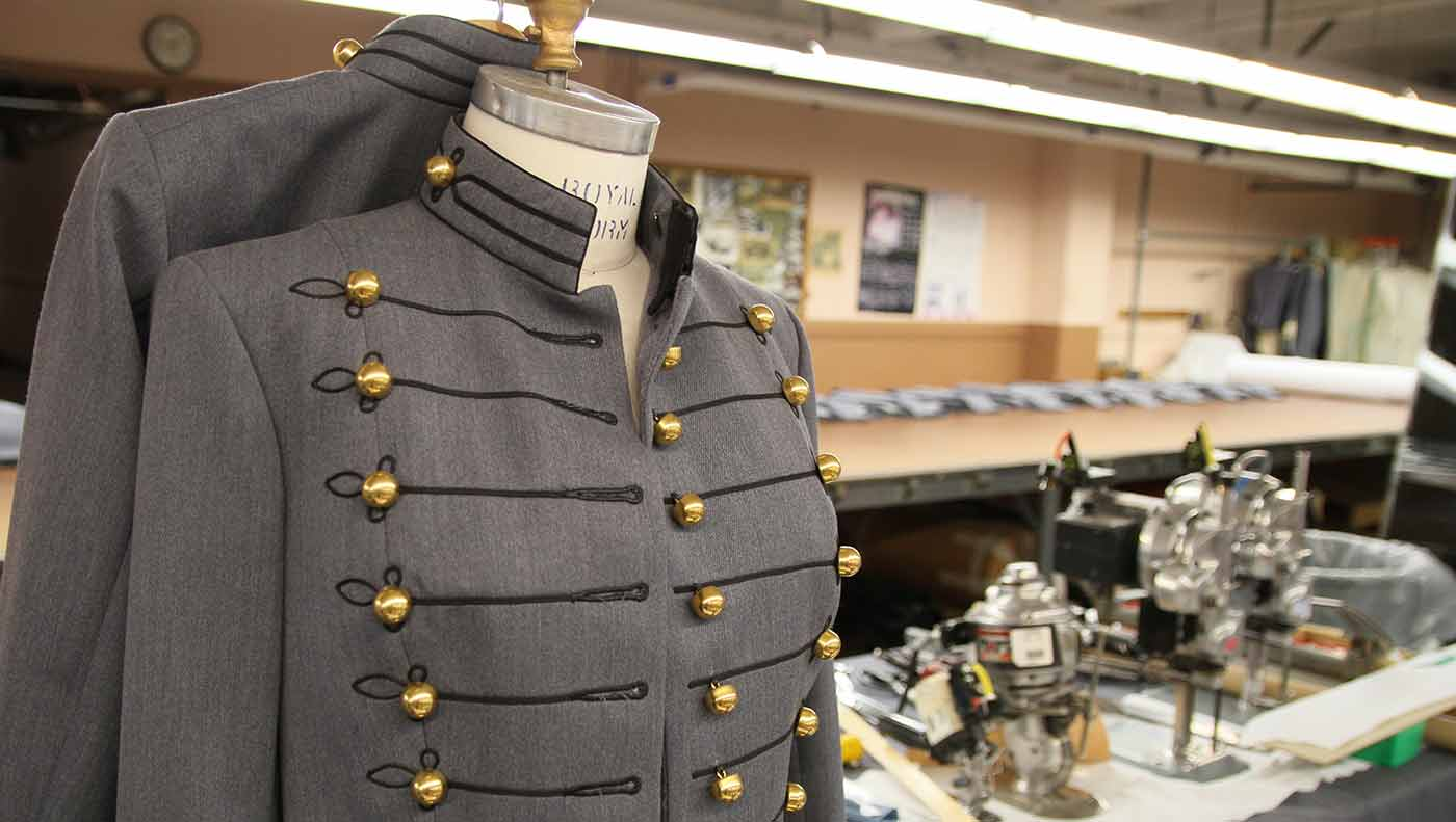 West Point Uniform Factory