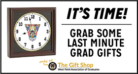 Grab some last minute gifts from the WPAOG Gift Shop for 2018 Graduation!
