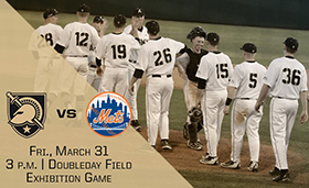 West Point Vs. Mets