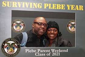 Don't Forget—Plebe-Parent Weekend March 7-10!